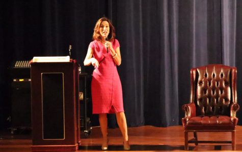 Former Columbus Mayor and Senate Hopeful Teresa Tomlinson Reminisces About Chamblee Days