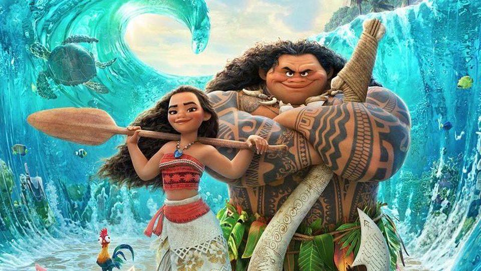 Disney's poster for