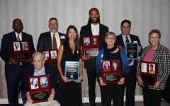 Welcoming a New Round of 2019 Inductees into the Blue and Gold Hall of Fame