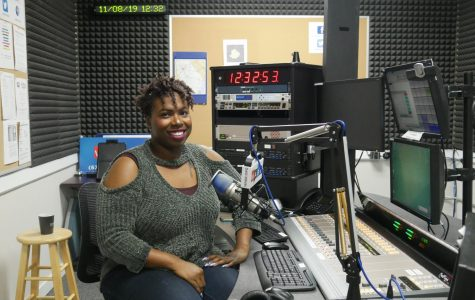 From The Blue and Gold to WABE: Chamblee Alum Candace Wheeler Reflects on her Journey in Journalism