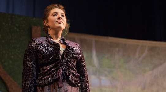 Senior Jada Bartolozzi as Dot in Chamblee OnStage's production of