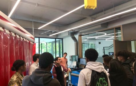 Georgia Tech Tour Offers Students Insight into Engineering Field