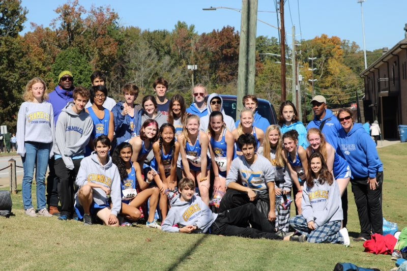 Chamblee XC Crosses the Finish Line to a Successful Season