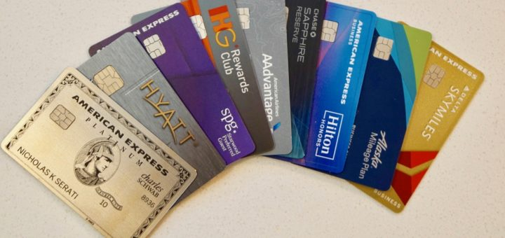 There are a wide variety of credit cards offered, each with their own key features.