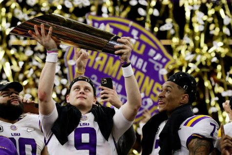 A Tale of Two Tigers: LSU Triumphs in National Championship