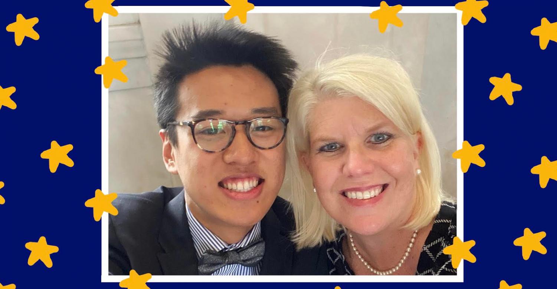 Chamblee's Shining Star: Senior Ethan Shi Named DeKalb STAR Student