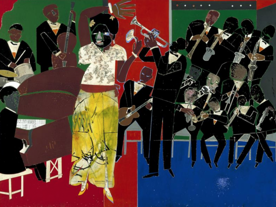 Empress+of+The+Blues%2C+by+Romare+Bearden%2C+%281974%29.