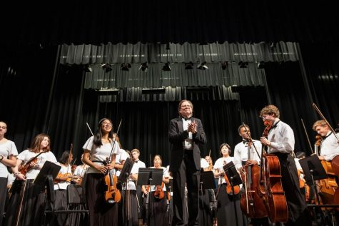 Passing the Baton: Beloved Orchestra Teacher Retires After 26 Years of Service