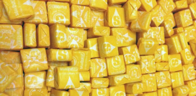 Yellow Starbursts Are The Best