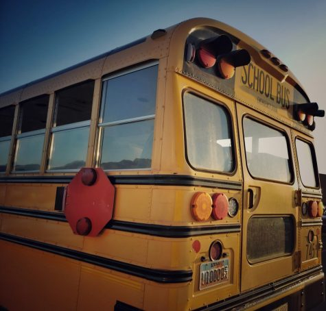 A bus.