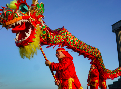 Year of the Ox: How Chamblee Students Celebrated Lunar New Year
