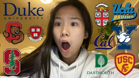 My Reactions to College Decision Reaction Videos