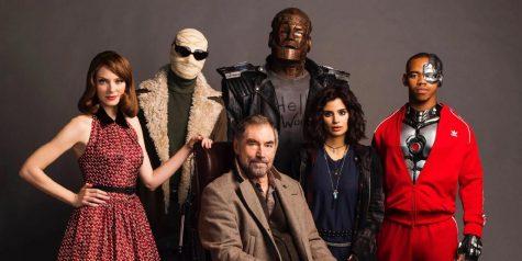 The Characters of Doom Patrol