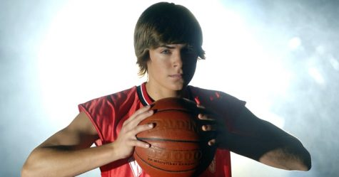 Troy Bolton in High School Musical, Played by Zac Efron