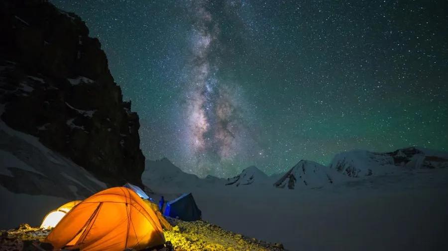 The Milky Way, as seen from an IDA International Dark Sky Place.