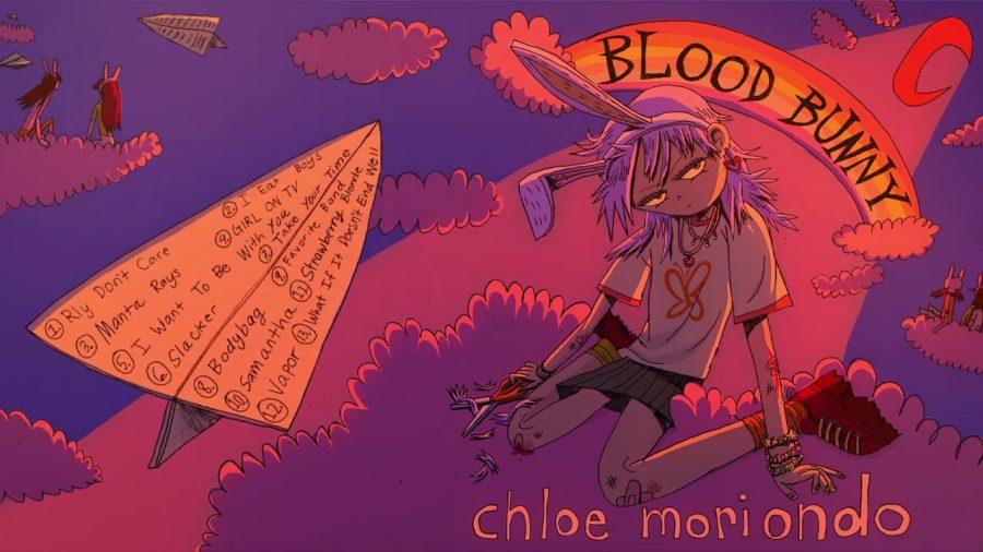 Blood Bunny album art