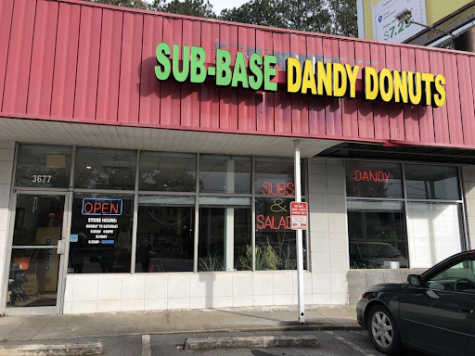 A Definitive Dandy Donuts Ranking